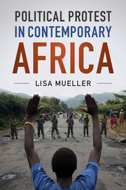 Political Protest in Contemporary Africa