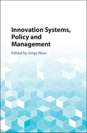 Innovation Systems, Policy and Management