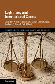 Legitimacy and International Courts