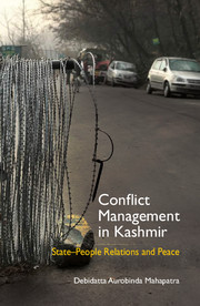 Conflict Management in Kashmir