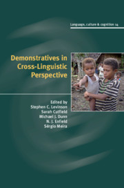 Demonstratives in Cross-Linguistic Perspective