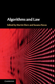 Algorithms and Law