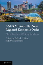 ASEAN Law in the New Regional Economic Order