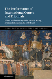 The Performance of International Courts and Tribunals