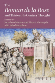 The 'Roman de la Rose' and Thirteenth-Century Thought