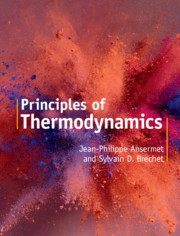 Principles of Thermodynamics