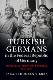Turkish Germans in the Federal Republic of Germany