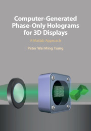 Computer-Generated Phase-Only Holograms for 3D Displays