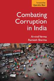 Combating Corruption in India