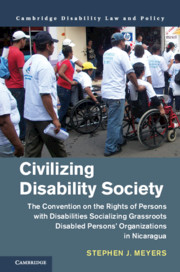 Civilizing Disability Society