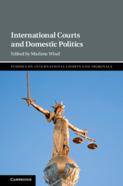International Courts and Domestic Politics