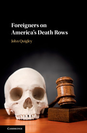 Foreigners on America's Death Rows