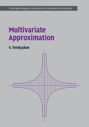 Multivariate Approximation