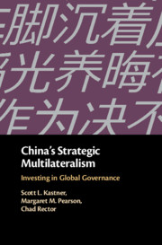 China's Strategic Multilateralism