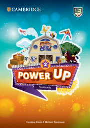 Power Up Level 2 Flashcards (Pack of 180)