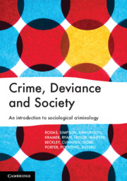 Crime, Deviance and Society