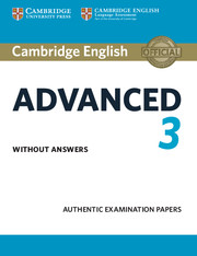 Advanced pdf academic english cambridge
