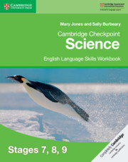 English Language Skills Workbook Stages 7, 8, 9