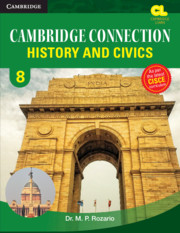 Cambridge Connection History and Civics Level 8