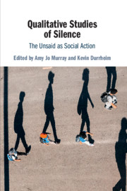 Qualitative Studies of Silence