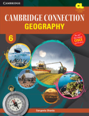 Cambridge Connections Geography Student's Book for ICSE Schools