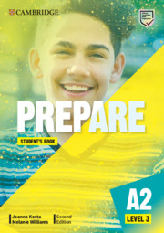 Prepare Level 3 Student's Book