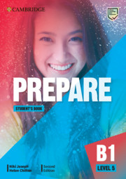 Prepare Level 5 Student's Book