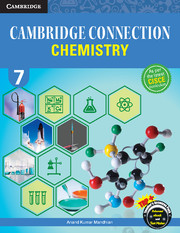 Cambridge Connection Chemistry for ICSE Schools Level 7