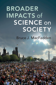 Broader Impacts of Science on Society