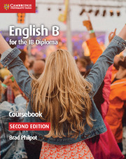 English B for the IB Diploma English B
