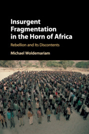 Insurgent Fragmentation in the Horn of Africa