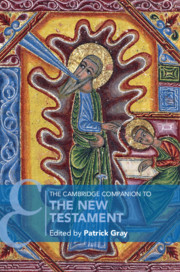 The Cambridge Companion to the New Testament