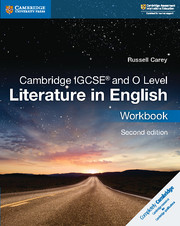 Cambridge IGCSE® and O Level Literature in English Workbook