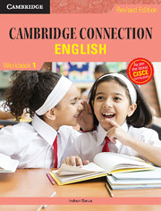 Cambridge Connection English Level 1 Workbook for ICSE Schools
