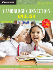 Cambridge Connection English Level 2 Workbook for ICSE Schools
