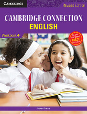Cambridge Connection English Level 4 Workbook for ICSE Schools