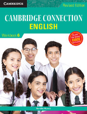 Cambridge Connection English Level 6 Workbook for ICSE Schools