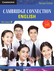 Cambridge Connection English Level 8 Workbook for ICSE Schools