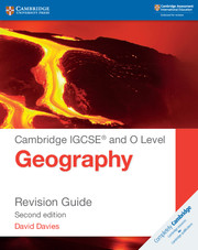 Cambridge IGCSE® and O Level Geography Revision Guide