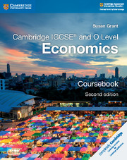 Cambridge IGCSE® and O Level Economics Coursebook