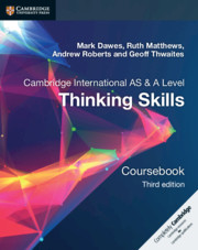 Thinking Skills Coursebook