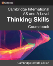 Thinking Skills Coursebook Cambridge Elevate Edition (2 Years)