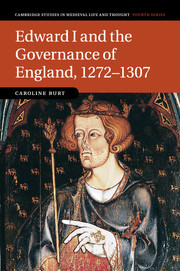 Edward I and the Governance of England, 1272–1307
