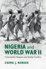 Nigeria and World War II