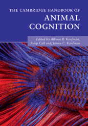 The Cambridge Handbook of Animal Cognition