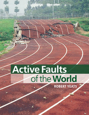 Active faults in the world Robert S. Yeats