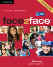 face2face Elementary A