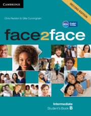 face2face Intermediate B
