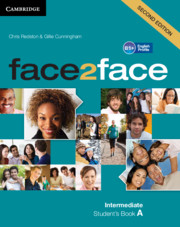 face2face Intermediate A
