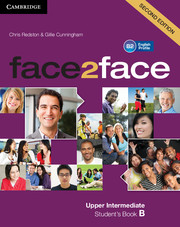 face2face Upper Intermediate B